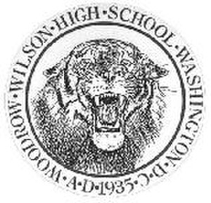 Woodrow Wilson High School (Washington, D.C.) - Logo