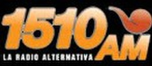 XEQI-AM - Logo as La Radio Alternativa, used until 2017