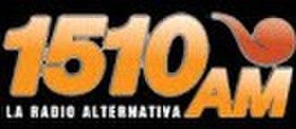 XEQI-AM - Logo as La Radio Alternativa, used until 2017