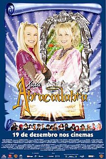 <i>Xuxa Abracadabra</i> 2003 film by Moacyr Góes