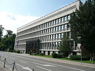 National Assembly Building of Slovenia