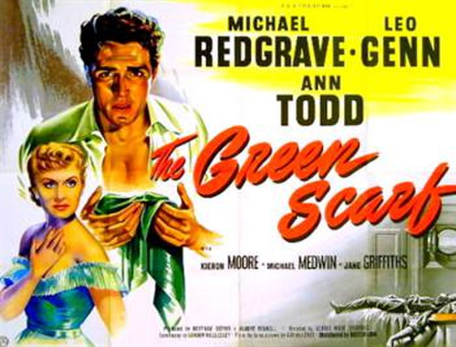 The Green Scarf