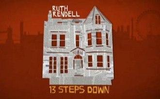 Thirteen Steps Down (TV series) - Image: 13 Steps Down (TV series) titlecard