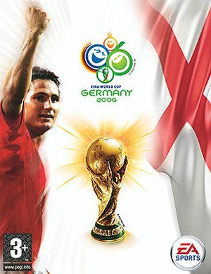 2006 FIFA World Cup (video game) - UK cover art