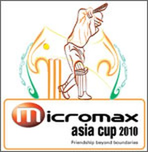 2010 Asia Cup - Image: 2010 Asia Cup Logo