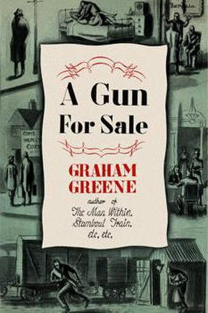 A Gun for Sale - First edition