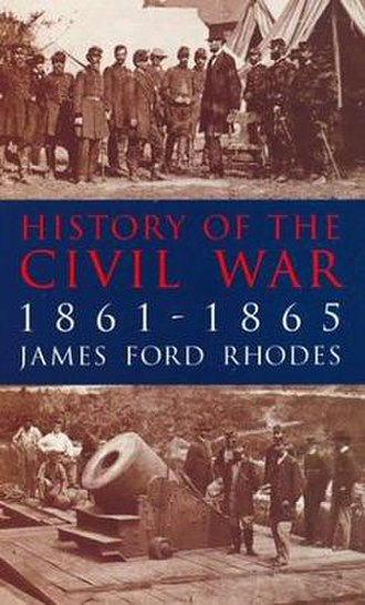 A History of the Civil War, 1861–1865 - Image: A History of the Civil War, 1861–1865
