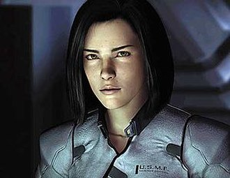 Final Fantasy: The Spirits Within - Aki Ross was designed to be as realistic as possible; Square Pictures intended for the CGI character to be the world's first artificial actress to appear in multiple films in multiple roles.
