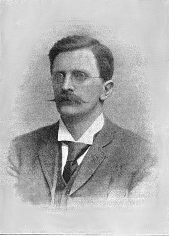 Herbert Brewer - Herbert Brewer, 1898