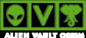 AlienVault - Image: Alien Vault OSSIM Software Logo