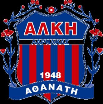 Alki Larnaca FC - Image: Alki