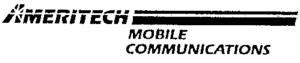 Ameritech Cellular - Image: Ameritech mobile