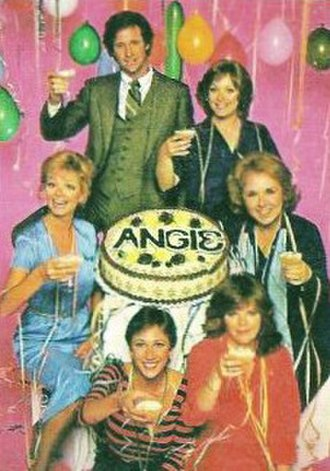 Angie (TV series) - Main cast