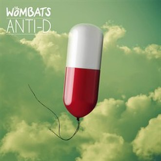 Anti-D (song) - Image: Anti D Wombats