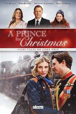 A Christmas Prince Trailer.A Prince For Christmas Wikipedia
