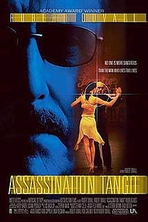 <i>Assassination Tango</i> 2002 film by Robert Duvall