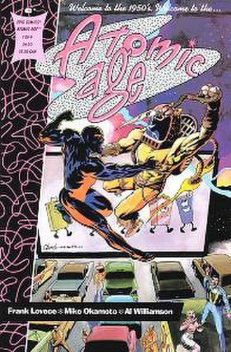Atomic Age (comics) - Image: Atomic Age 1