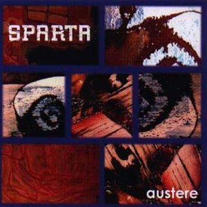 Sparta (band) - Austere (2002)
