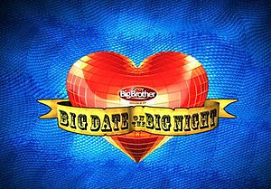 Pinoy Big Brother: Double Up - Big Date on the Big Night logo.