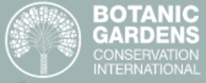Botanic Gardens Conservation International - BGCI logo