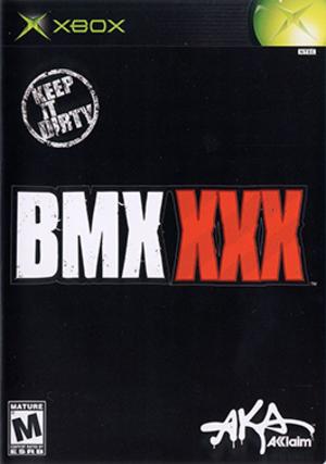 BMX XXX - Image: BMX XXX Coverart