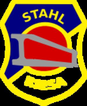 BSG Stahl Riesa - Image: BSG Stahl Riesa logo