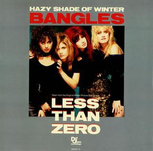 A Hazy Shade of Winter - Image: Bangles hazy shade of winter