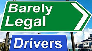 Barely Legal Drivers - Image: Barely Legal Drivers Logo