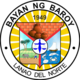 Official seal of Baroy