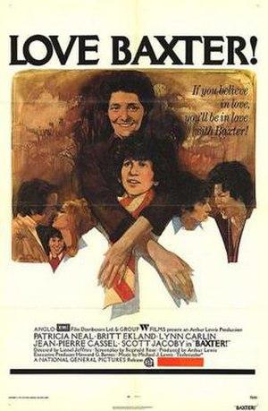 Baxter! - Image: Baxter! Film Poster
