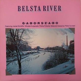 Belsta River - Image: Belsta River