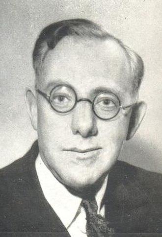 Bill Wentworth - Wentworth in 1953.