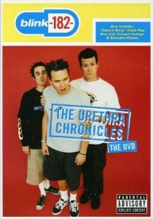 The Urethra Chronicles - The DVD cover of the film.