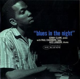 Blues in the Night (Sonny Clark album) - Image: Blues in the Night (Japanese edition)
