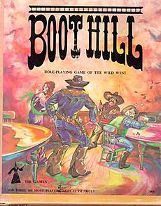 Boot Hill (role-playing game) - Wikipedia, the free encyclopedia