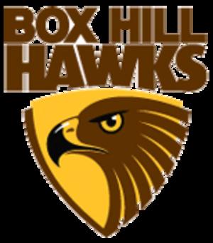 Box Hill Hawks Football Club - Image: Box hill hawks logo