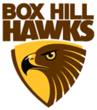 Box Hill Hawks Football Club - Image: Box hill hawks logo