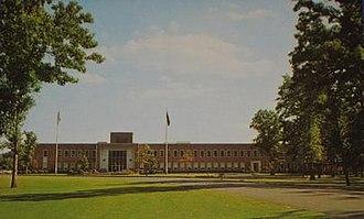 Boy Scouts of America National Headquarters - New Brunswick, New Jersey
