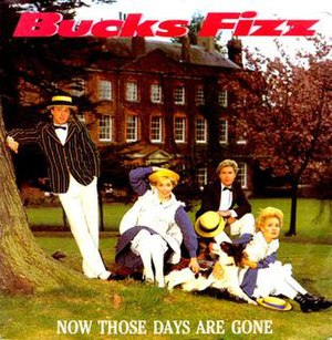Now Those Days Are Gone - Image: Bucks Fizz Now those days