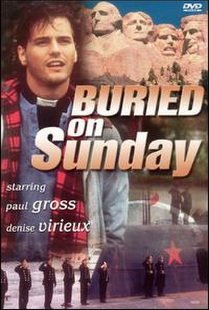 Buried on Sunday - DVD cover
