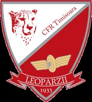 FC CFR Timișoara - Image: CFR Timisoara logo