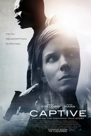 Captive (2015 film) - Theatrical release poster