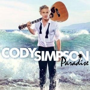 Paradise (Cody Simpson album) - Image: Cody Simpson Paradise
