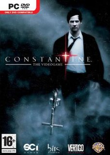 <i>Constantine</i> (video game) video game