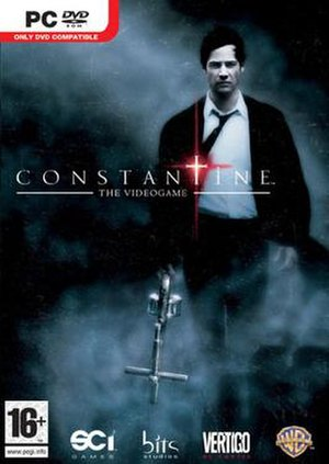 Constantine (video game) - Image: Constantine (video game)