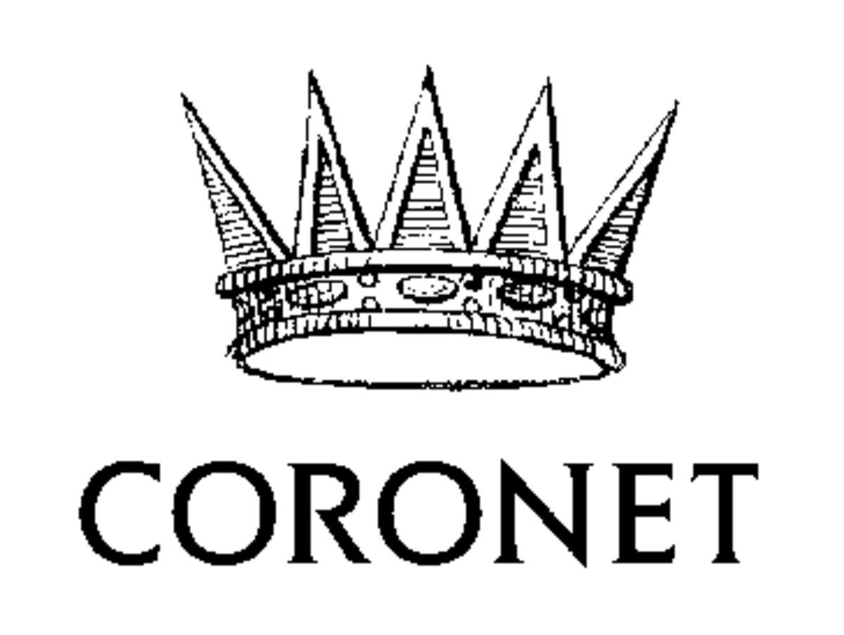 coronet books wikipedia