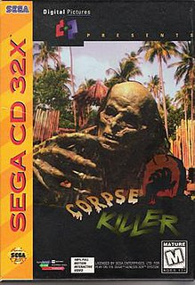 <i>Corpse Killer</i> 1995 video game