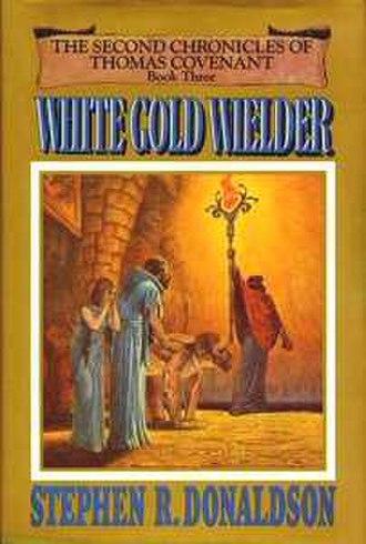 White Gold Wielder - Cover of White Gold Wielder