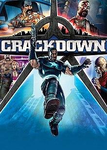 crackdown xbox 360 co-op
