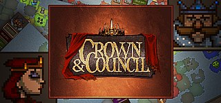 <i>Crown and Council</i> 2016 Mojang strategy video game